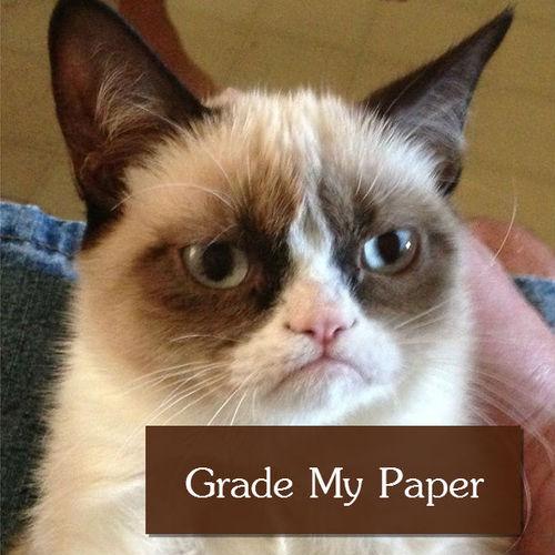 Grade My Paper Online